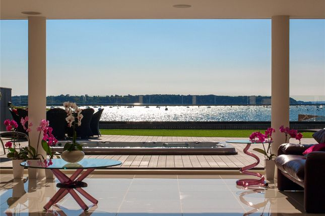 Thumbnail Flat for sale in Tides, 324 Sandbanks Road, Evening Hill, Poole