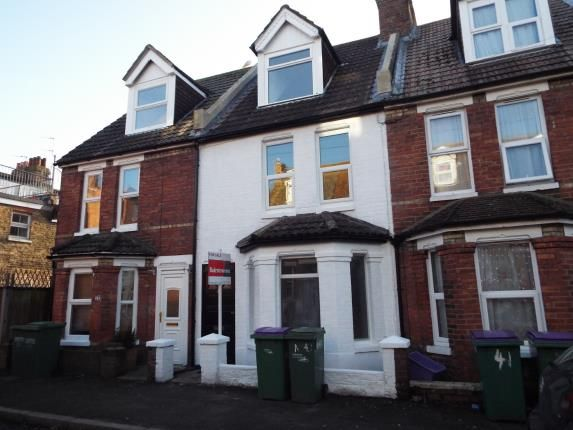 Thumbnail Terraced house for sale in Athelstan Road, Folkestone, Kent, England