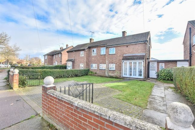 Thumbnail Semi-detached house for sale in Paxman Avenue, Colchester, Essex