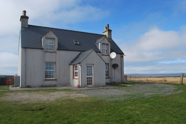 Thumbnail Detached house for sale in West Gerinish, Isle Of South Uist