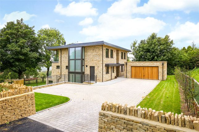 Thumbnail Detached house for sale in Amberley Ridge, Rodborough Common, Stroud, Glos