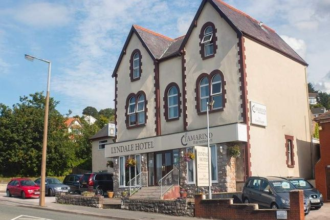 Thumbnail Hotel/guest house for sale in Abergele Road, Old Colwyn, Colwyn Bay