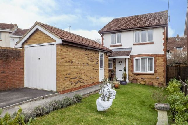 Thumbnail Detached house for sale in Otter Way, Royal Wootton Bassett, Swindon