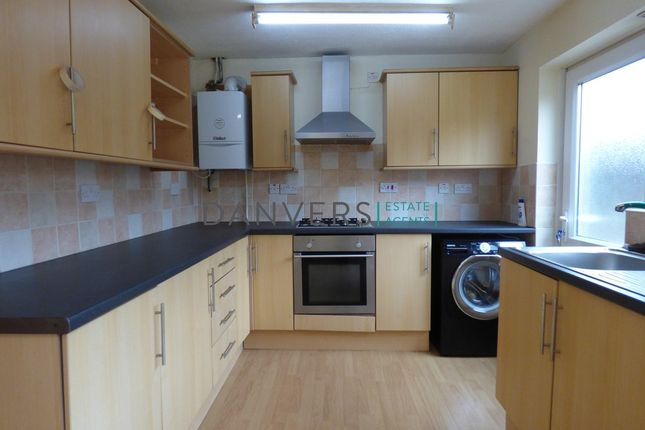 Thumbnail Semi-detached house to rent in Blount Road, Thurmaston, Leicester