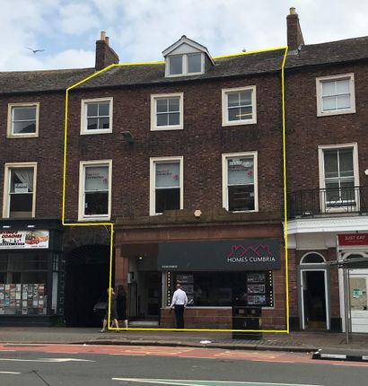 Thumbnail Retail premises for sale in The Crescent, 4, Carlisle