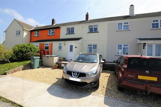Thumbnail Terraced house for sale in Eastdown Park, Hartland, Bideford, Devon