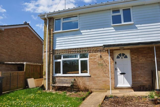 Thumbnail End terrace house to rent in North Acre, Longparish, Andover