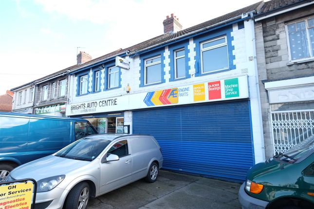 Thumbnail Terraced house for sale in Filton Avenue, Horfield, Bristol