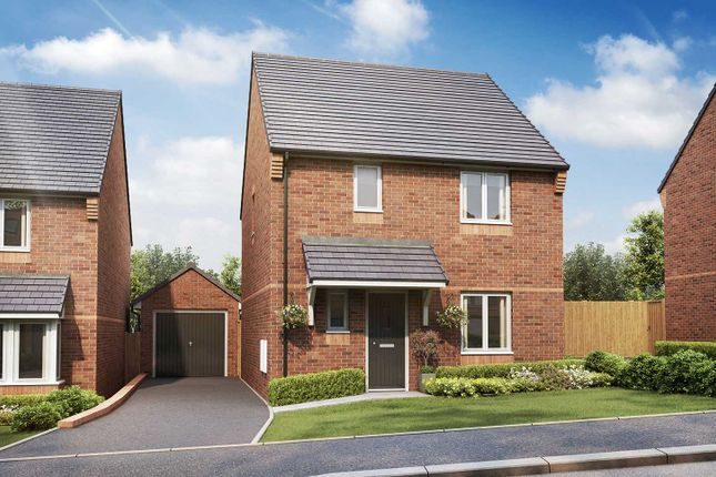 """Thumbnail Detached house for sale in """"The Elliot"""" at Hastings Road, Grendon, Atherstone"""
