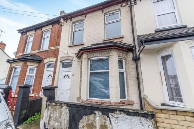 Thumbnail End terrace house for sale in Reform Road, Chatham, Kent