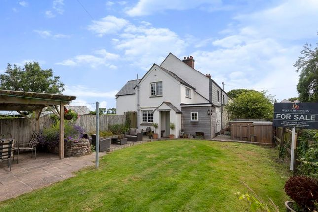 3 bed end terrace house for sale in Egloskerry, Launceston PL15