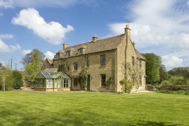 Thumbnail Detached house to rent in Upper Coscombe, Temple Guiting, Cheltenham