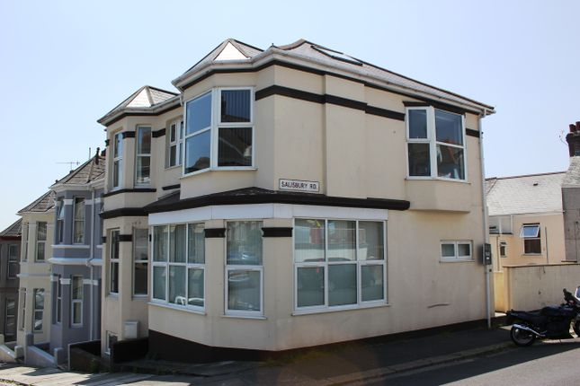 Thumbnail Shared accommodation to rent in Salisbury Road, Lipson, Plymouth