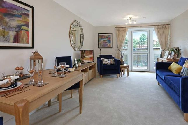 Thumbnail Flat for sale in Westhall Road, Warlingham