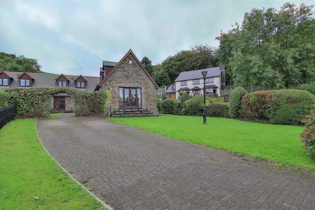Thumbnail Semi-detached house for sale in Brombill Barns, Margam, Port Talbot