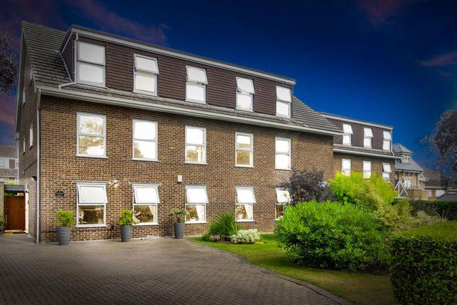External of Juliet Court, Old Park Road, Enfield EN2