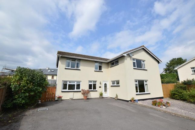 Thumbnail Detached house for sale in Down View Road, Denbury, Newton Abbot, Devon