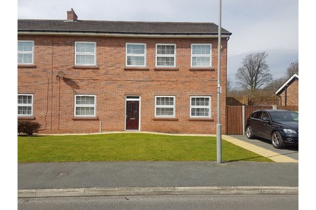 Thumbnail Semi-detached house to rent in Clocktower Drive, Liverpool