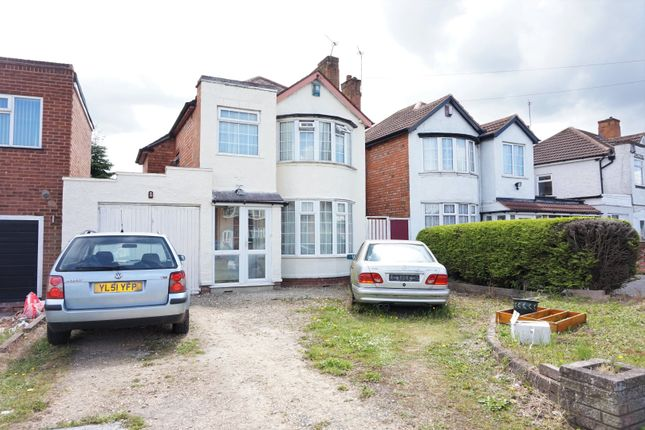 Thumbnail Detached house for sale in Church Road, Birmingham