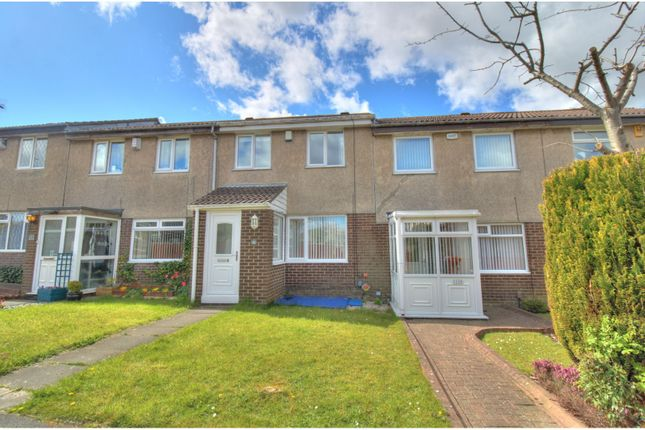 3 bed terraced house for sale in Sheen Court, Newcastle Upon Tyne NE3