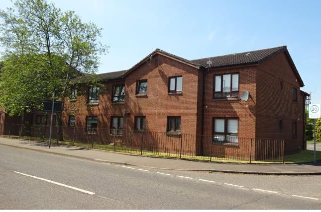 Thumbnail Flat to rent in Centenary Gardens, Coatbridge