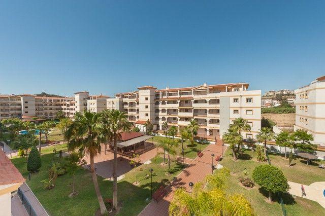 Views of Spain, Málaga, Mijas, Mijas Golf