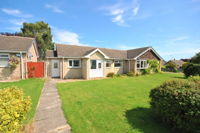 Thumbnail Semi-detached bungalow to rent in Fairfax Way, Tickhill, Doncaster