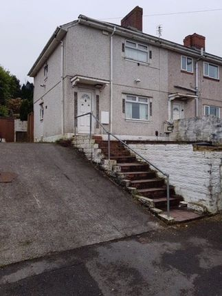 Thumbnail Property to rent in Gwilli Terace, Mayhill, Swansea.