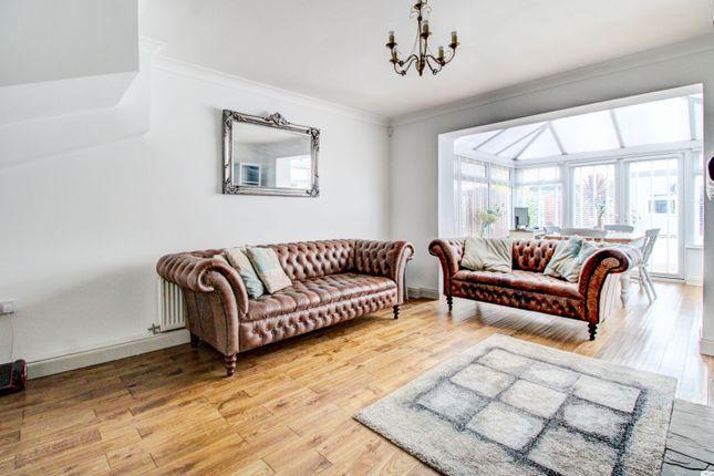 Lounge of Riverside Court, Featherstone, Pontefract WF7