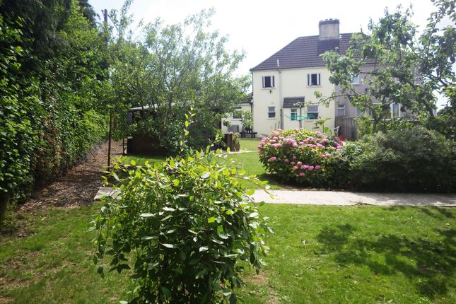 Thumbnail Semi-detached house to rent in Berry Hill, Nunney, Frome