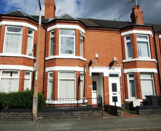 Thumbnail Terraced house for sale in Bedford Street, Crewe, Cheshire