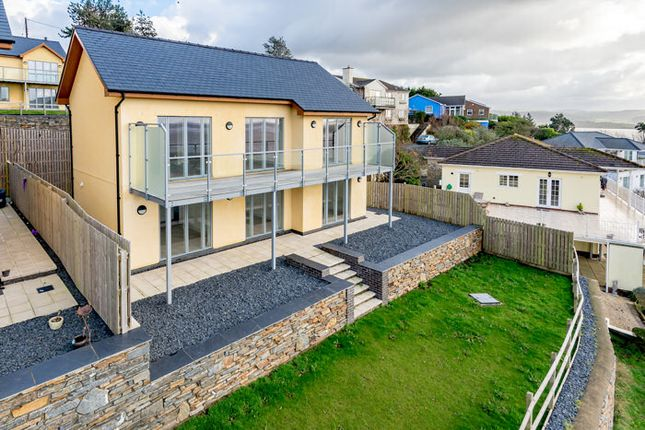 Detached house for sale in Gwelfor Road, Aberdovey Gwynedd