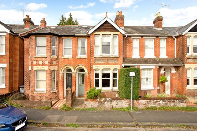 3 bed terraced house for sale in Saxon Road, Winchester, Hampshire SO23