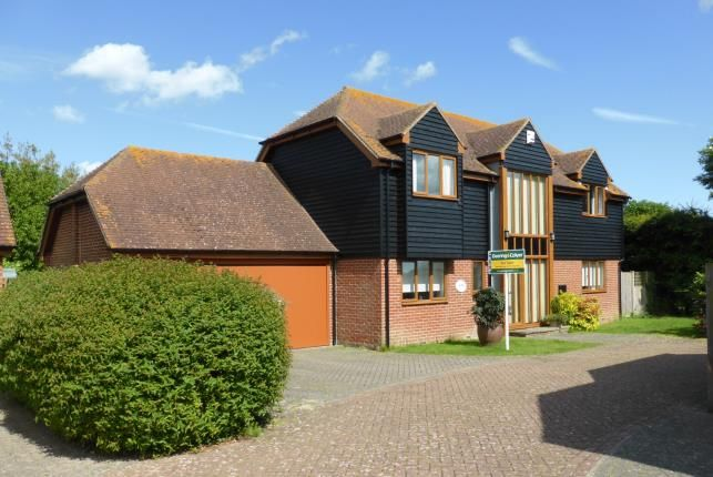 Thumbnail Detached house for sale in Oasthouse Field, Ivychurch, Romney Marsh, Kent
