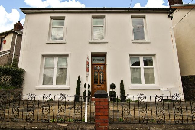 Thumbnail Detached house for sale in Llwydcoed Road, Aberdare