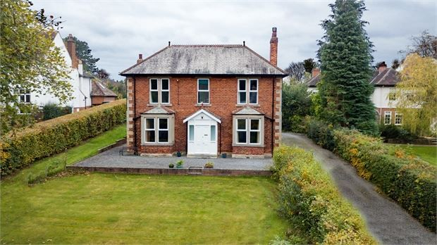 Thumbnail Detached house for sale in Painshawfield Road, Stocksfield