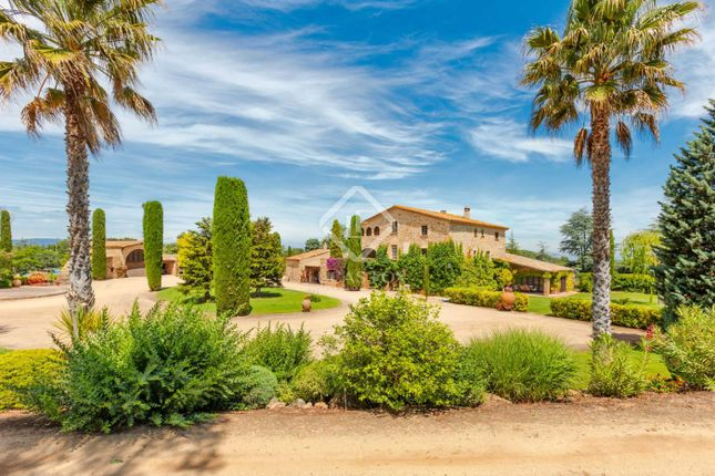 Thumbnail Country house for sale in Spain, Girona, Baix Empordà, Cbr11565