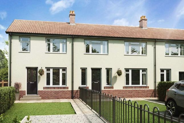 Thumbnail Terraced house for sale in Kirkfield Lane, Thorner, Leeds, West Yorkshire