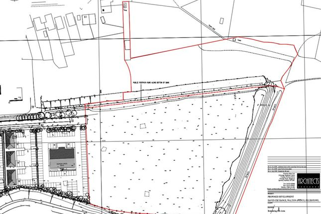 Thumbnail Land for sale in Haven Exchange, Felixstowe