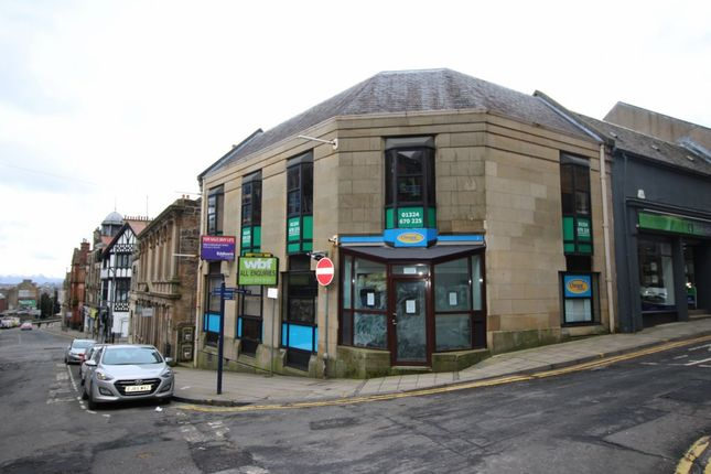 Office to let in Vicar Street, Falkirk