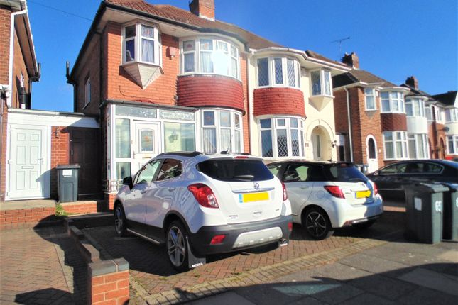 Semi-detached house in  Yateley Crescent  Great Barr  Birmingham