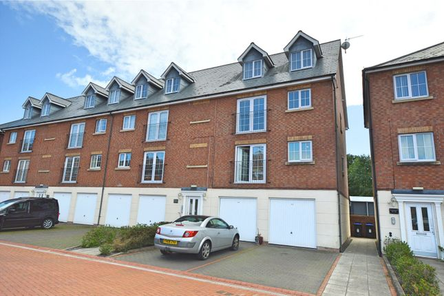 Thumbnail Flat for sale in Afon Way, Lower Canal Road, Newtown, Powys