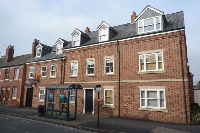 Thumbnail Flat to rent in Castle Foregate, Shrewsbury