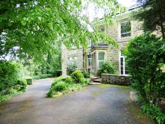 Thumbnail 2 bed flat for sale in Parkholme, 62 Park Road, Buxton, Derbyshire