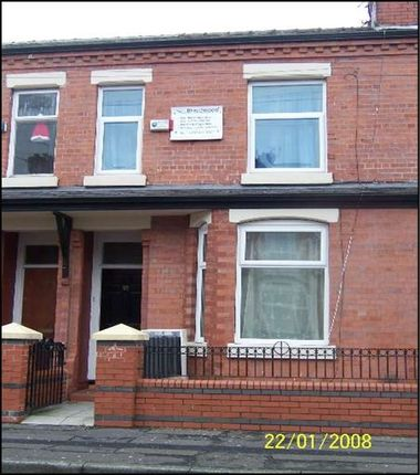 Thumbnail Terraced house to rent in Ackroyd Street, Openshaw, Manchester