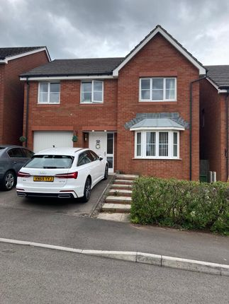 4 bed detached house to rent in Speedwell Close, Pontprennau, Cardiff CF23