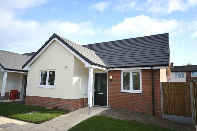 2 bed bungalow for sale in Gower Place, Oswestry