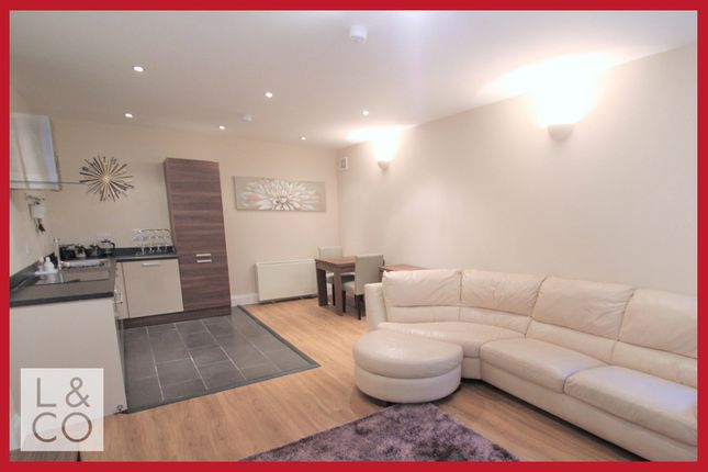 Thumbnail Flat to rent in Shire Hall, Pentonville, Newport