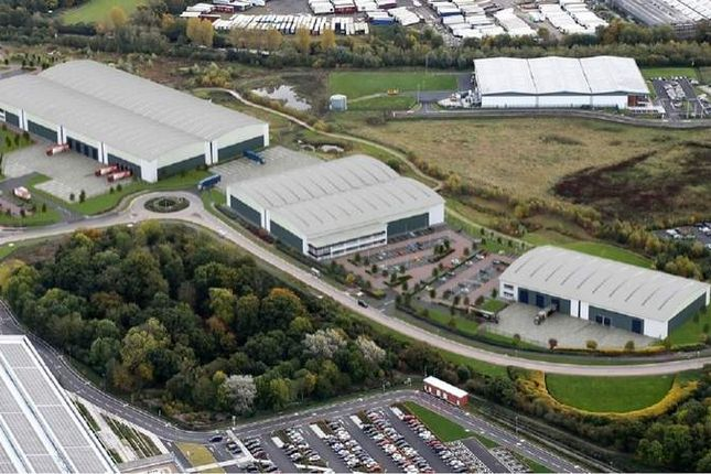 Thumbnail Light industrial to let in Mucklow Park, i54 South Staffordshire, Wobaston Road, Wolverhampton