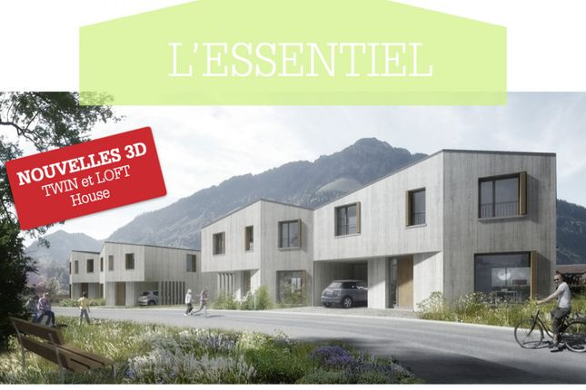 Thumbnail Property for sale in 1636 Broc, Switzerland